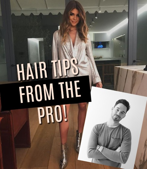 Must See Hair Tips from YouTuber Olivia Jade's Hair Stylist, Lee Rittiner