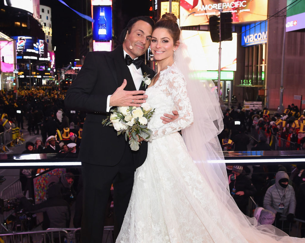 Maria Menounos Gets Married to Keven Undergaro on New Year's Eve with Steve Harvey