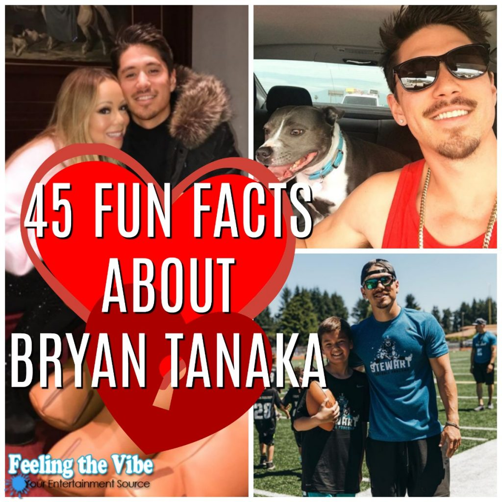 45 Fun Facts You Should Know About Bryan Tanaka