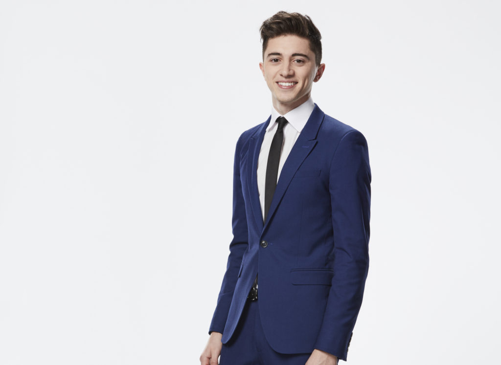 """Exclusive Interview: Get to Know Austin Giorgio from NBC's """"The Voice"""""""