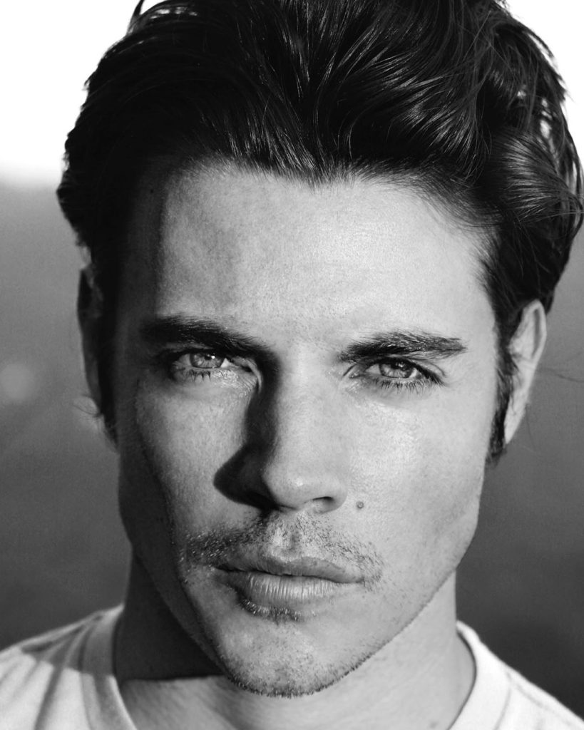 Josh Henderson Spends All His Free Time Doing This
