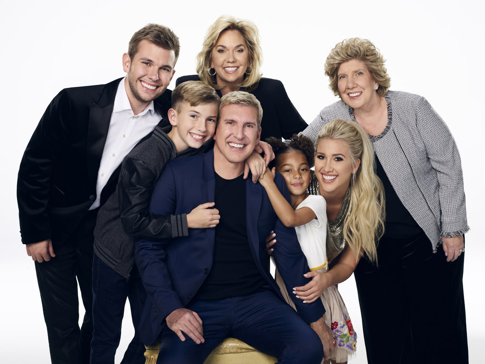 5 Fun Facts about Todd Chrisley