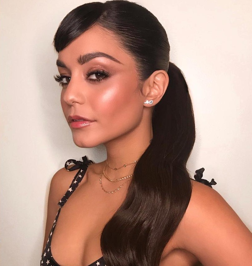 """How to Get Vanessa Hudgens' Rapunzel Look from """"So You Think You Can Dance"""""""