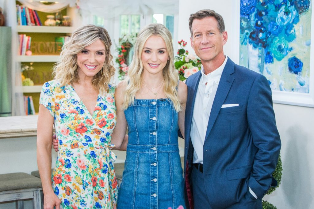 """First Co-Host for """"Home & Family"""" Since Mark Steines's Exit Revealed"""