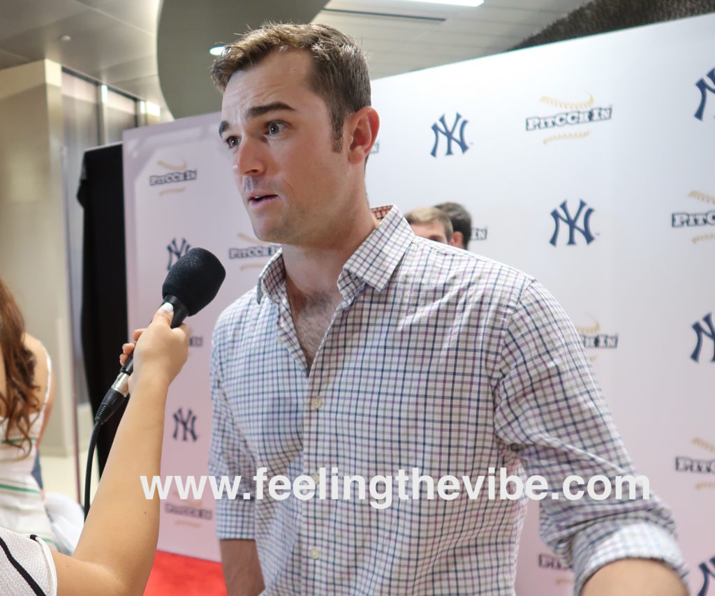 [Exclusive] David Robertson Talks Music in Our Q&A from the Red Carpet
