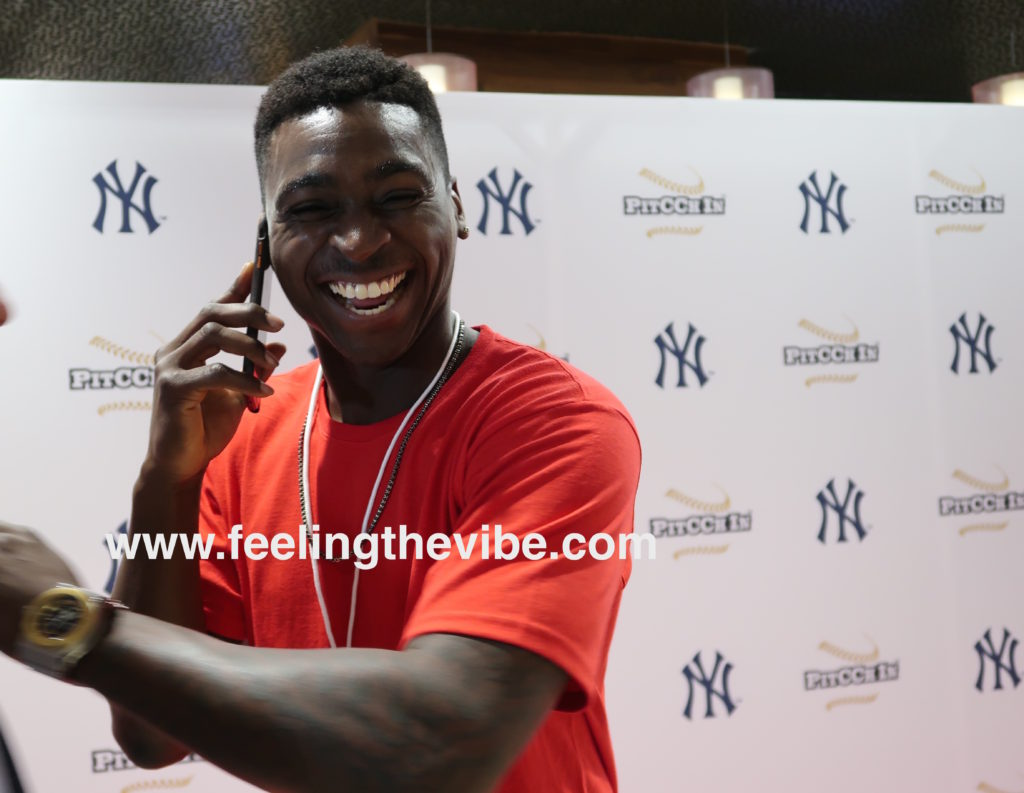 [Exclusive] Q&A with Didi Gregorius on His Art Talents