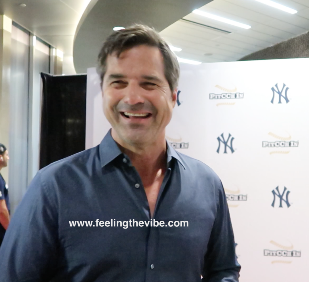 [Exclusive] Q&A with Don Wildman at the CC Sabathia Celebrity Softball Game