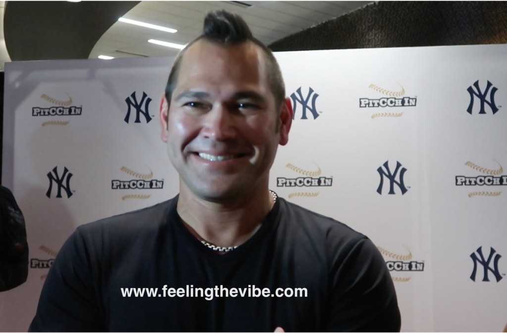 [Exclusive] Q&A with Johnny Damon of the Yankees on His Best Life Advice