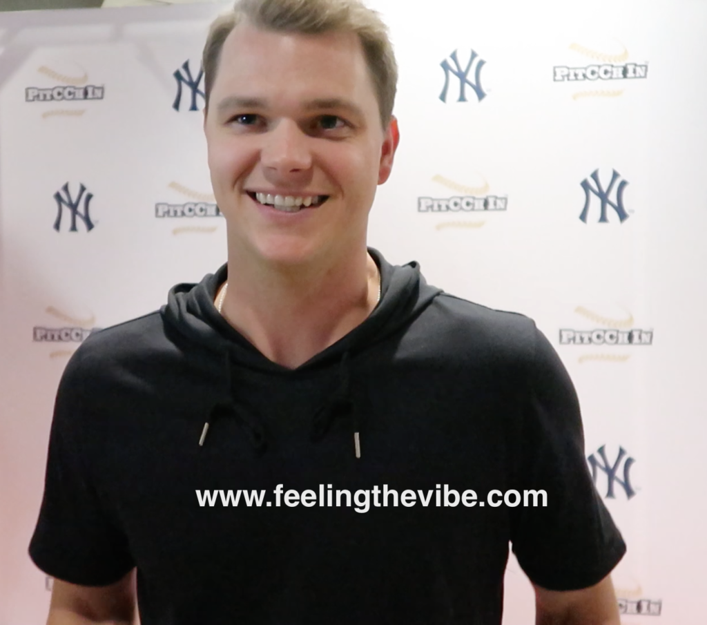 [Exclusive!] Q&A with Yankees Sonny Gray on Music & Fan Life