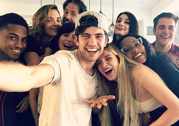 Where is the 'Famous in Love' Cast Now? Get Updates on Carter Jenkins, Bella Thorne, & Charlie DePew