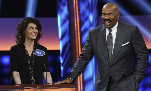 Nia Vardalos from 'My Big Fat Greek Wedding' to Appear on ABC's 'Celebrity Family Feud' – See Photos!