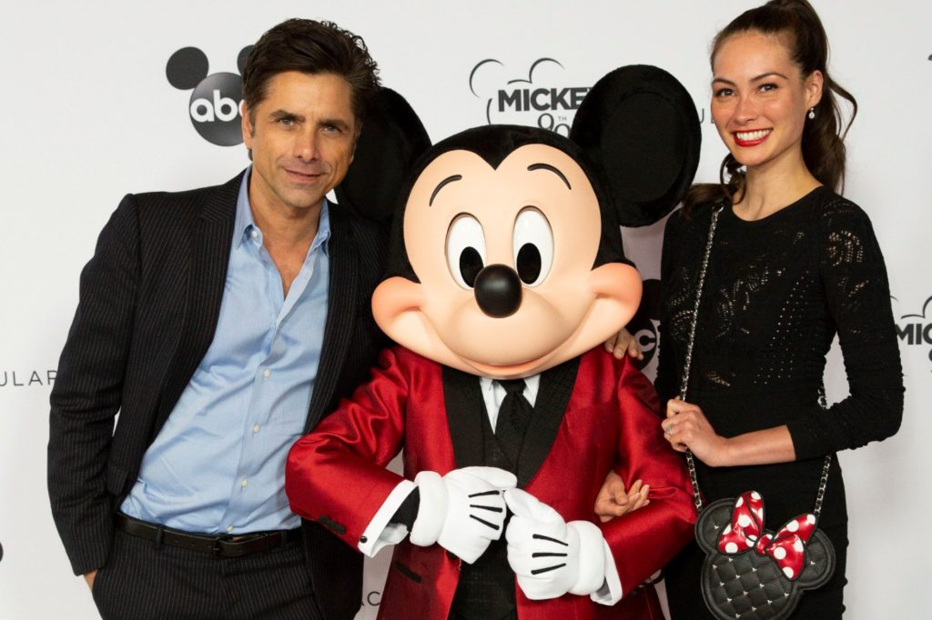 John Stamos Talks About Sweet First Memory of Mickey Mouse – See Video