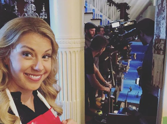 Jodie Sweetin Gives Sneak Peek into New Christmas Movie for Hallmark Channel