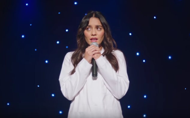 Vanessa Hudgens Channels Gabriella in 'HSM' 12 Years Later in New 'Lay With Me' Video