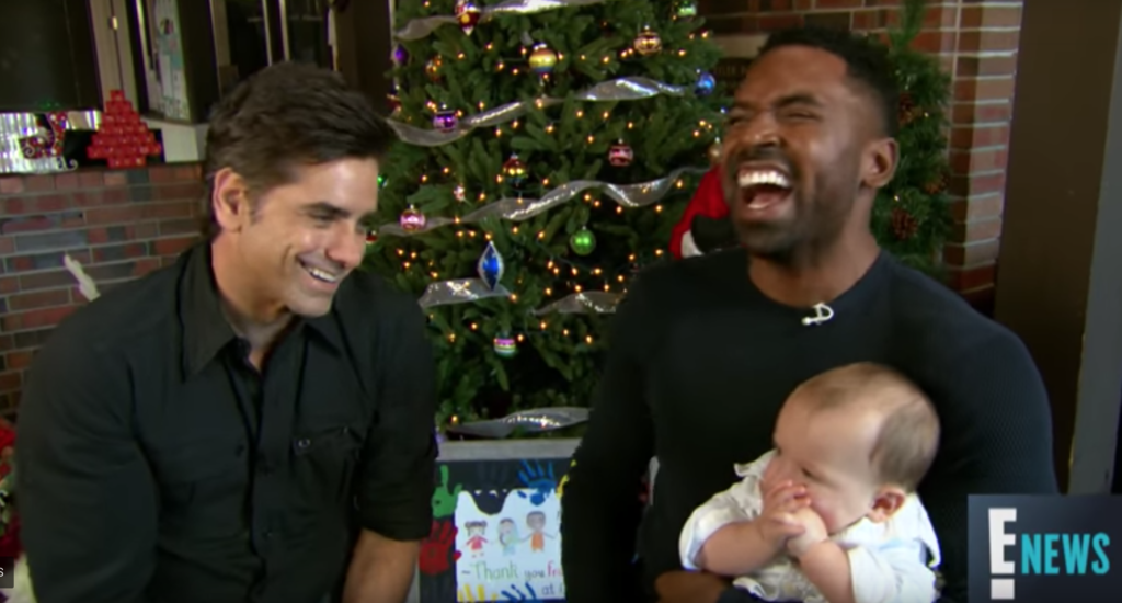 John Stamos 'Prayed About Becoming a Father' in Exclusive Interview