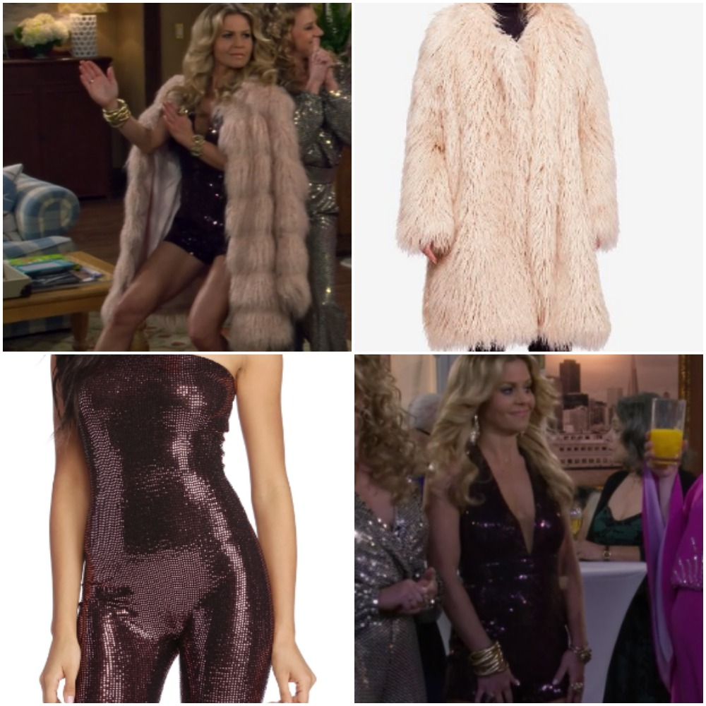 70's Disco Outfit on DJ Fuller from 'Fuller House'