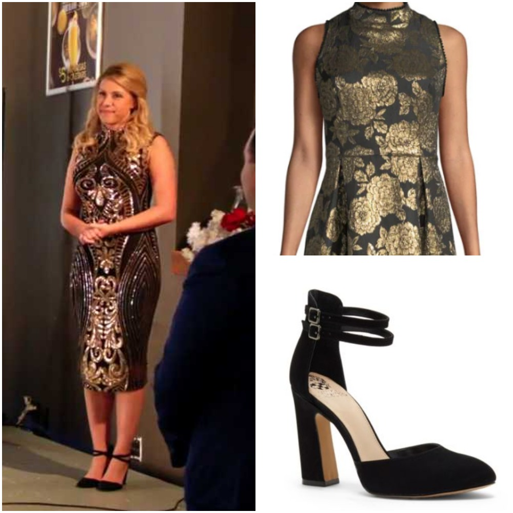 """Get Jodie Sweetin's Hallmark Holiday Movie Style: """"Entertaining Christmas"""" – Clothes Inside!"""