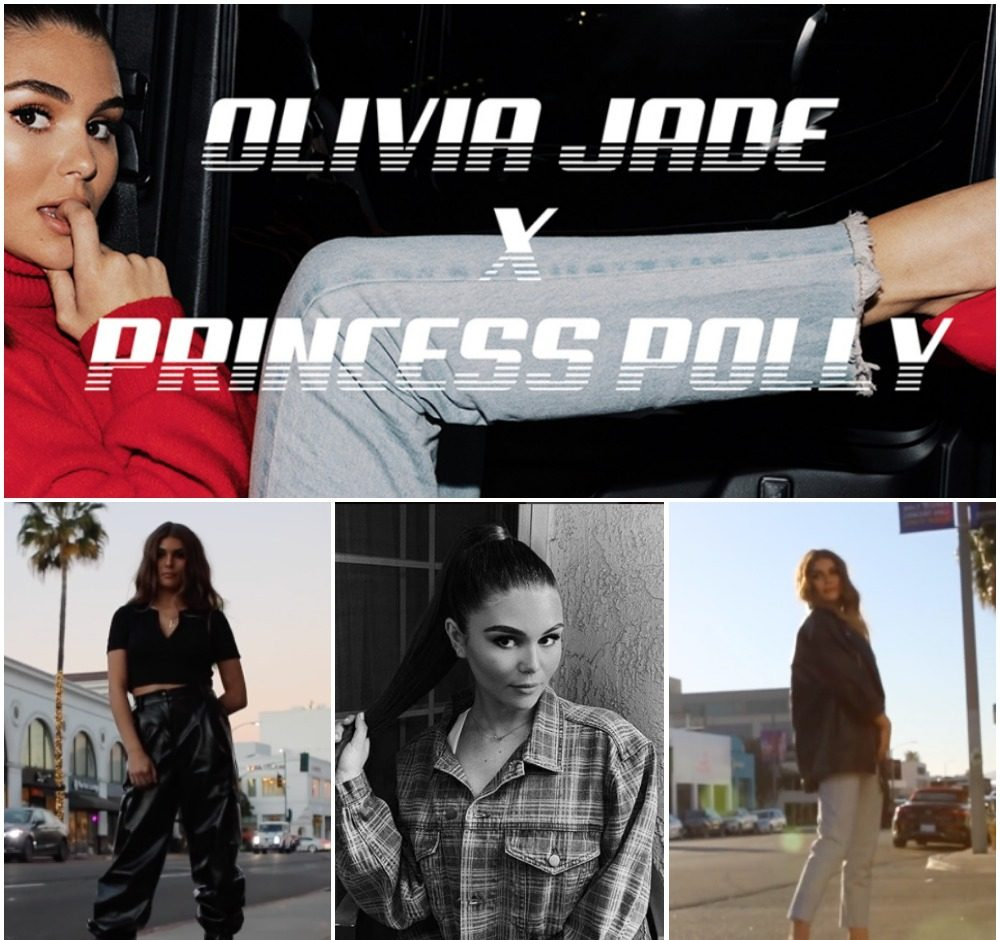Olivia Jade Collection Available Now at Princess Polly – You Have to See This Metallic Dress!