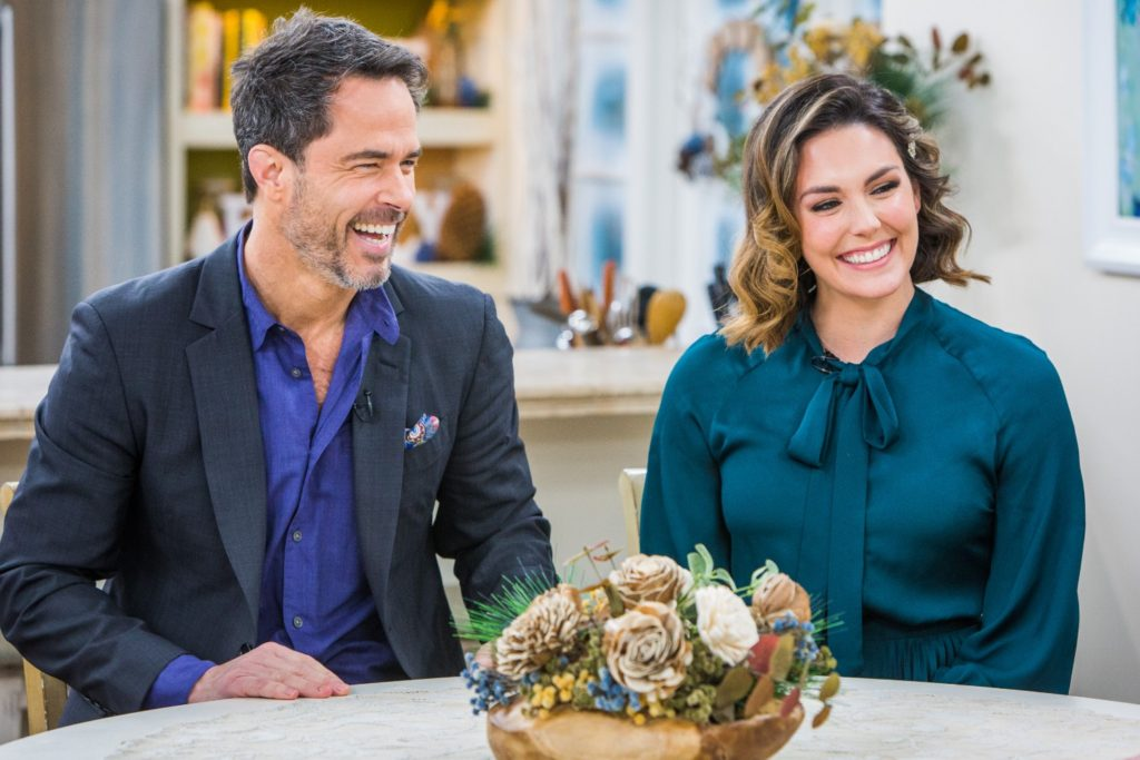 Shawn Christian and Taylor Cole Star in Hallmark Channel's Ruby Herring Mysteries
