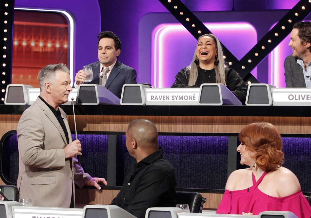 Raven Symone on The Match Game 2/20/19