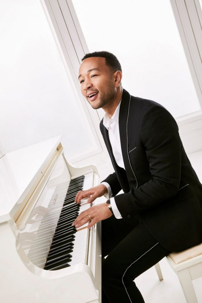 THE VOICE -- Season 16 -- Pictured: John Legend -- (Photo by: Art Streiber/NBC)