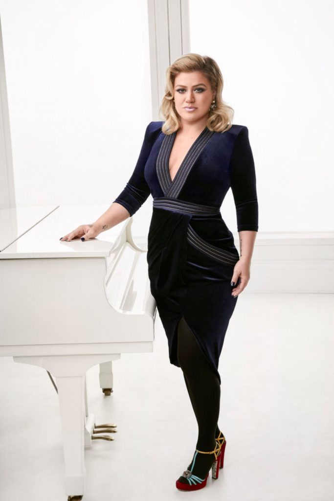 "Kelly Clarkson - ""The Voice"" Judge for Season 16 