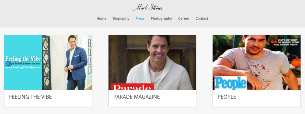 Feeling the Vibe Interview with Mark Steines