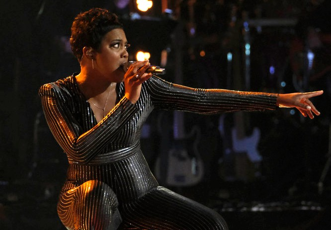 Beth Griffith-Manley Just Wowed Judges on 'The Voice'