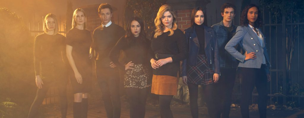 "50 Fun Facts about ""Pretty Little Liars: The Perfectionists"" Cast"