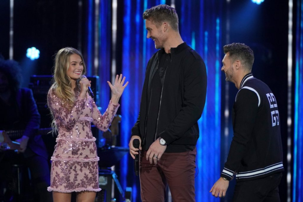 Riley Thompson Sings Duet with Brett Young on 'American Idol' – See Pics!