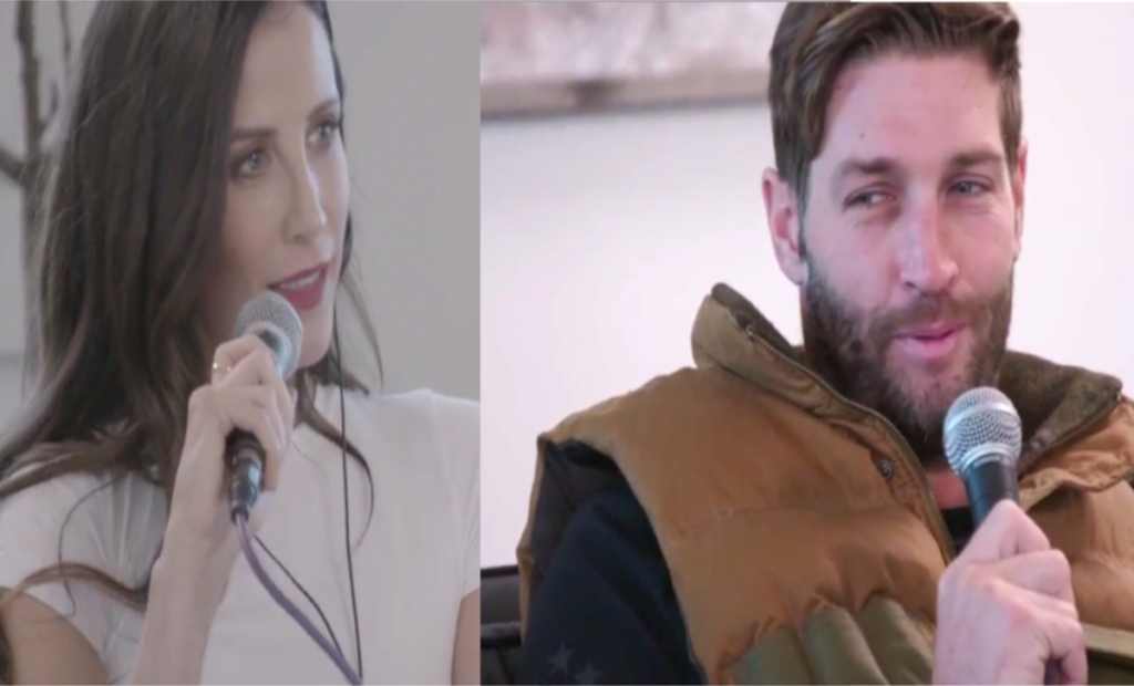 Kelly Henderson Digs Into Jay Cutler's Life on 'Very Cavallari' Tonight for Her Podcast