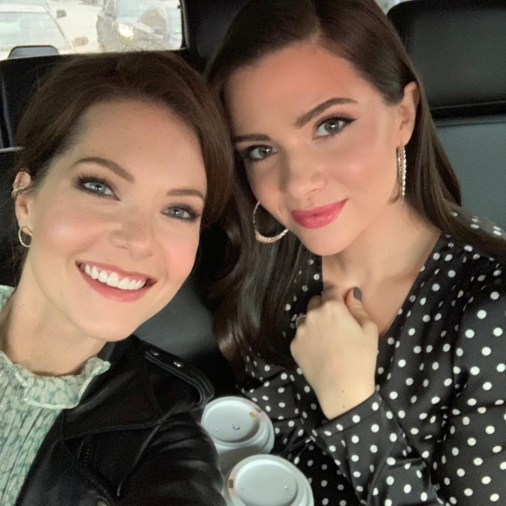 'The Bold Type' Actor Katie Stevens Sends Co-Star Meghann Fahy Happy Birthday Message