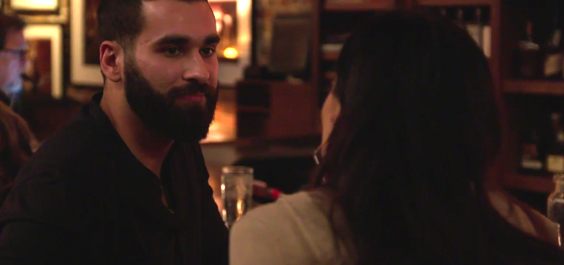 Brandon goes on a date with Kelly on Very Cavallari