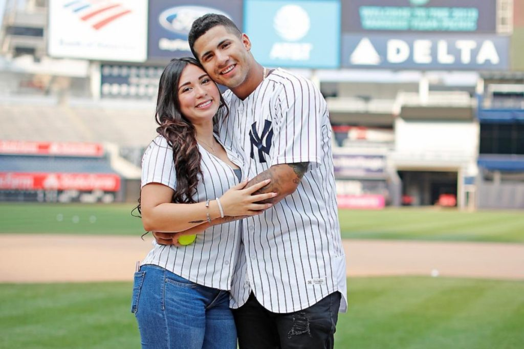 Yankees' Gleyber Torres Sends Wife a Sweet Anniversary Message – See Photos!