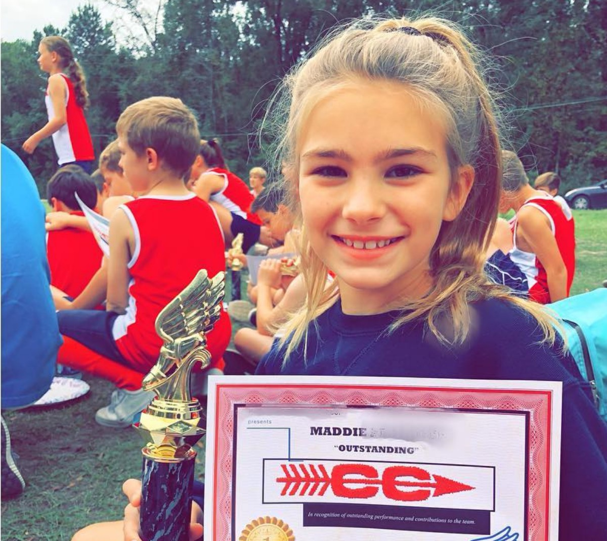 10 Fun Facts About Maddie Briann Aldridge Jamie Lynn Spears Daughter Feeling The Vibe Magazine Britney spears proved she was a fun auntie on tuesday when she was seen doing acrobatics with her nieces, maddie briann aldridge, 11, and ivey joan watson, one. 10 fun facts about maddie briann