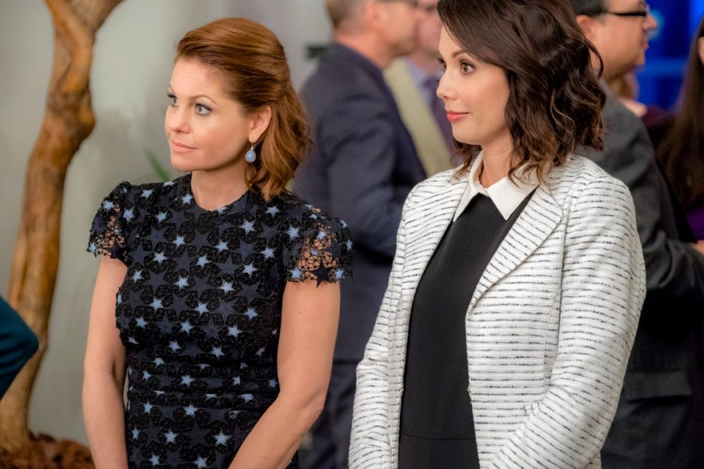 Candace Cameron Bure Stars in Reap What You Sew: Aurora Teagarden Mystery Tonight!