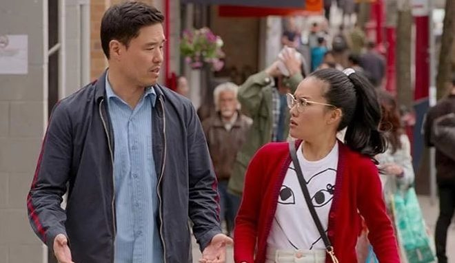 Always Be My Maybe, Ali Wong, Randall Park,