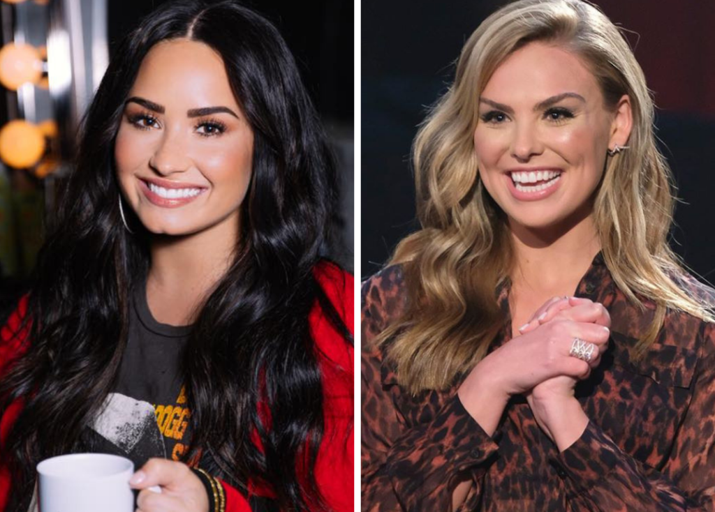 Demi Lovato Gives Her Opinions of 'The Bachelorette' on Instagram