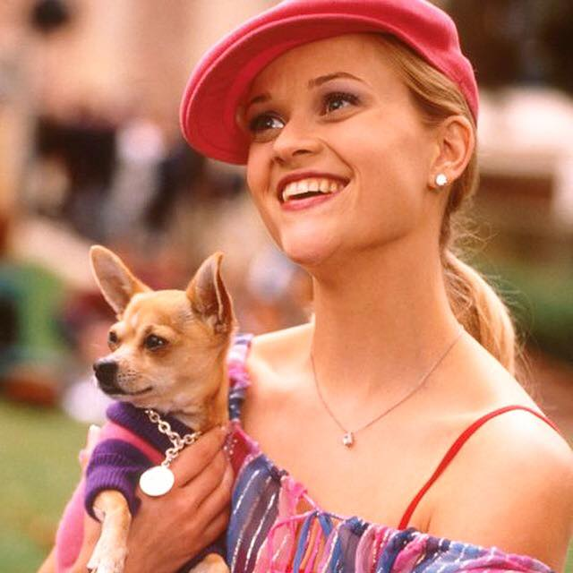 Reese Witherspoon, Legally Blonde,
