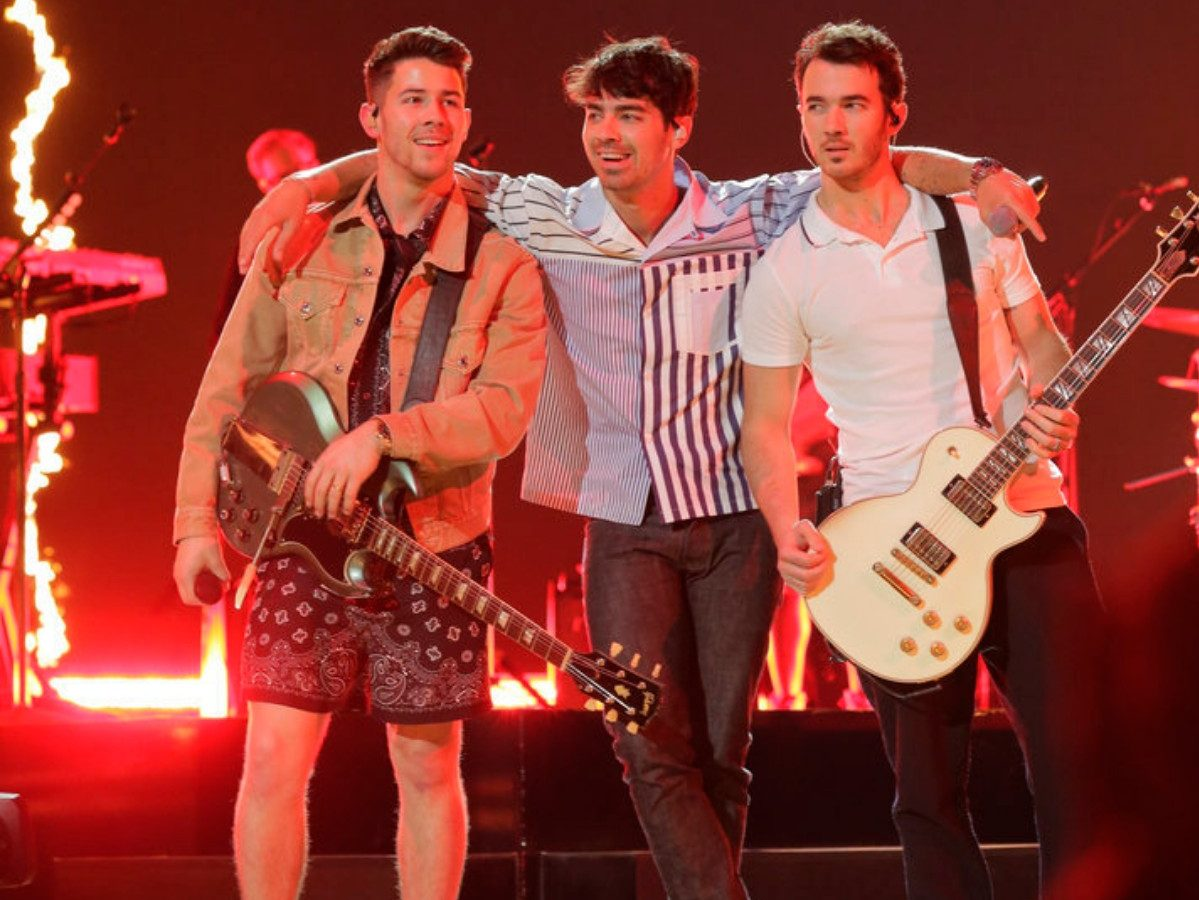 The Jonas Brothers Will Be Taking the Stage at The 2019