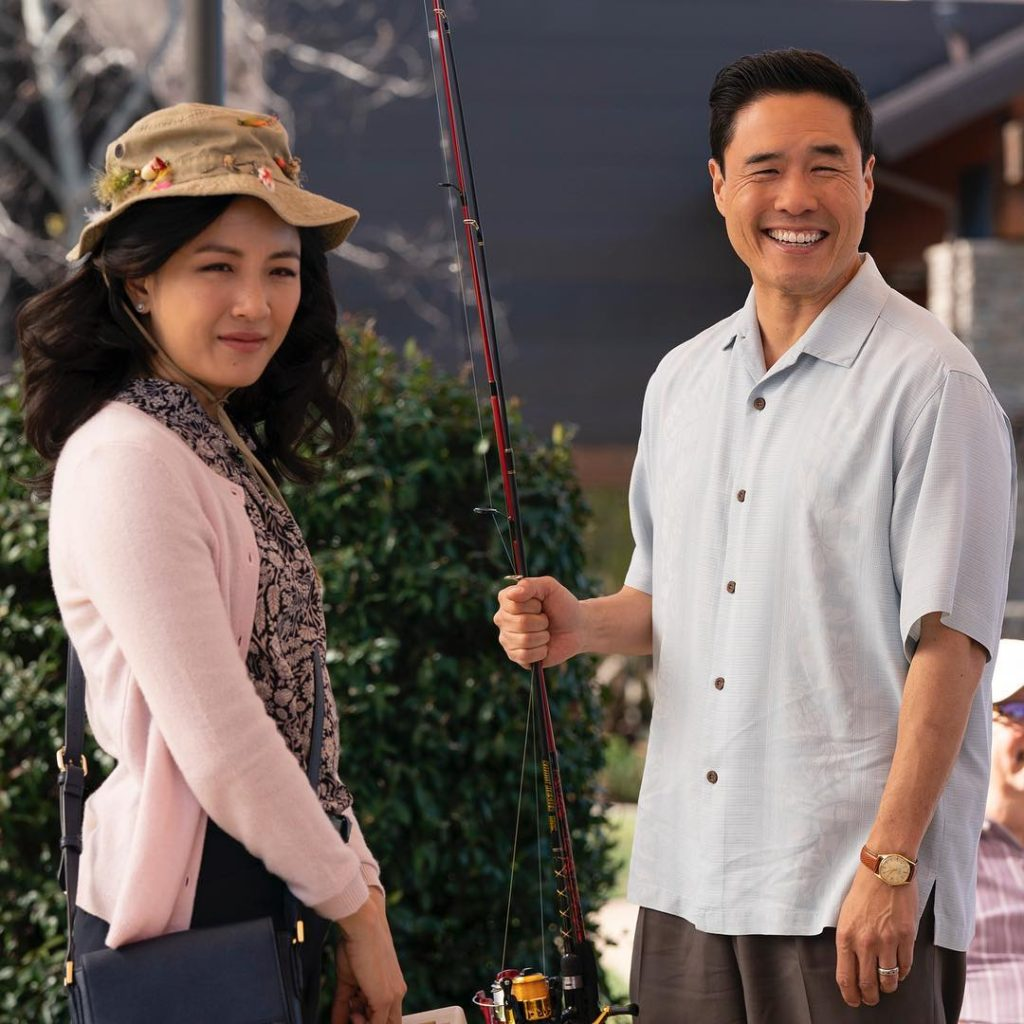 Constance Wu, Randall Park, Fresh Off The Boat,