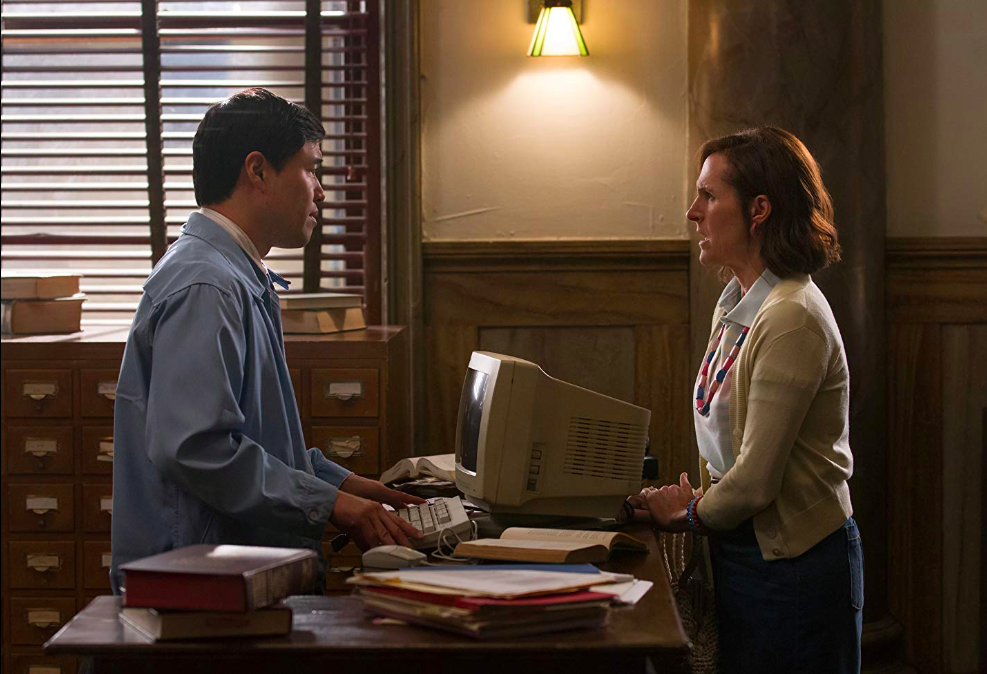Randall Park, Molly Shannon, Wet Hot American Summer: First Day of Camp,