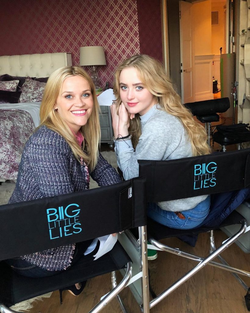 Big Little Lies' Actress Kathryn Newton Dishes on Starstruck