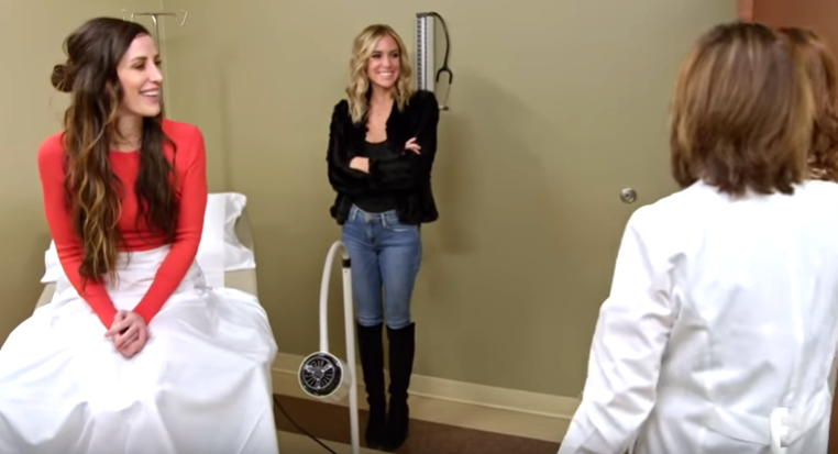 Kristin and Kelly Visit the Doctor at Very Cavallari