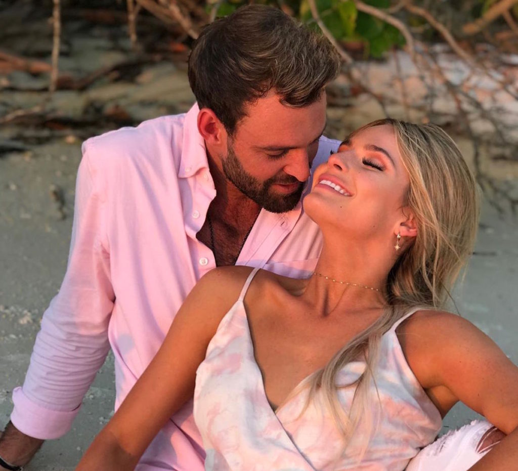 Juliette Porter Vacations in Greece with Boyfriend Robby Hayes – Photos Inside!