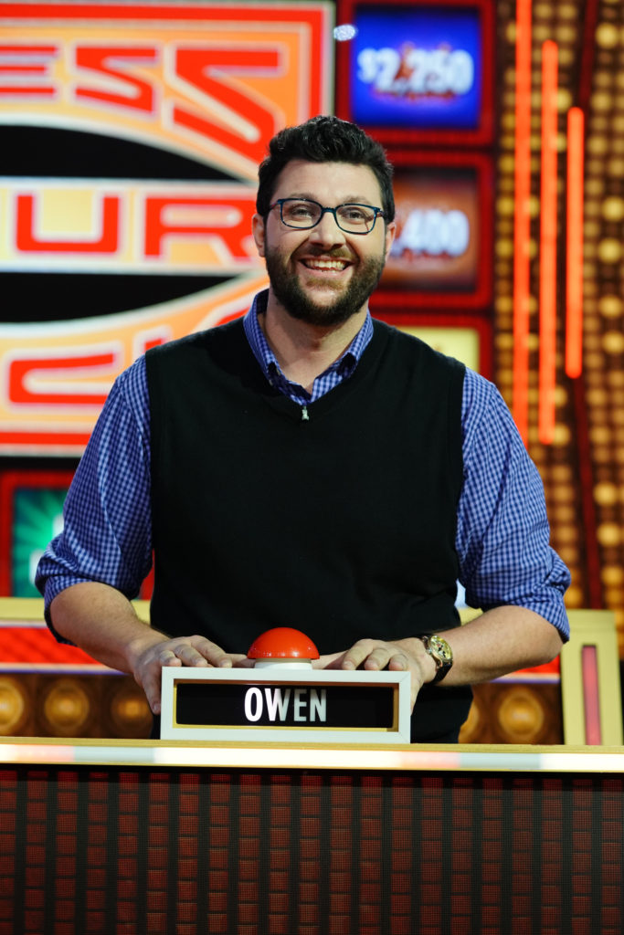 Owen Panno from Press Your Luck