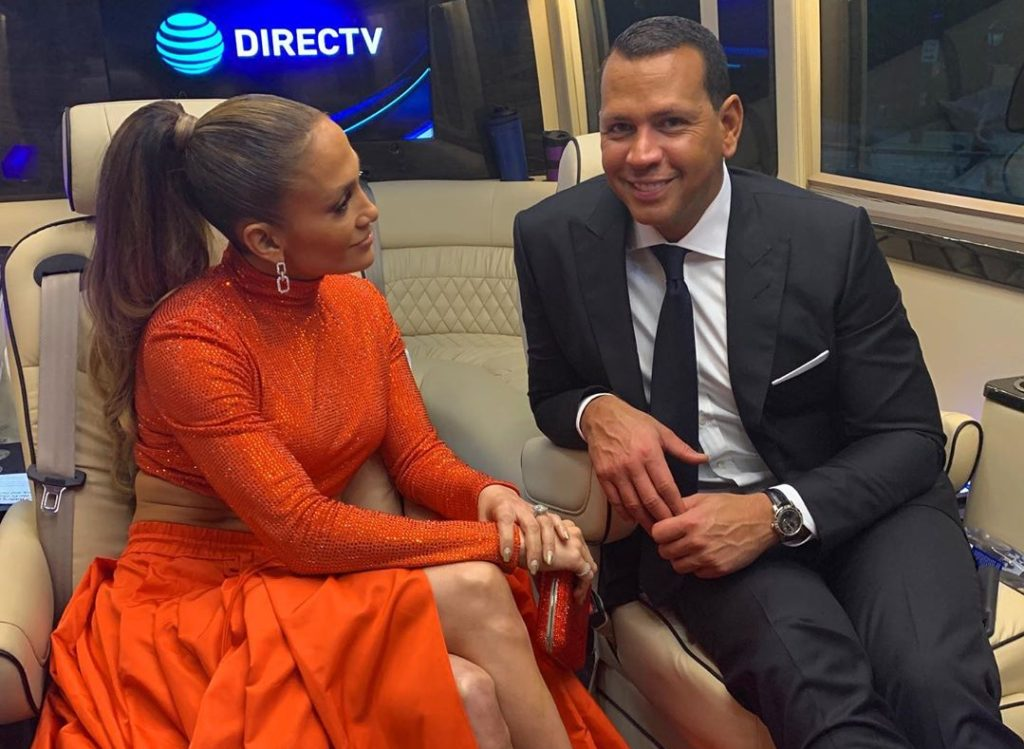 Alex Rodriguez Shares Old Footage of Himself Admiring Jennifer Lopez