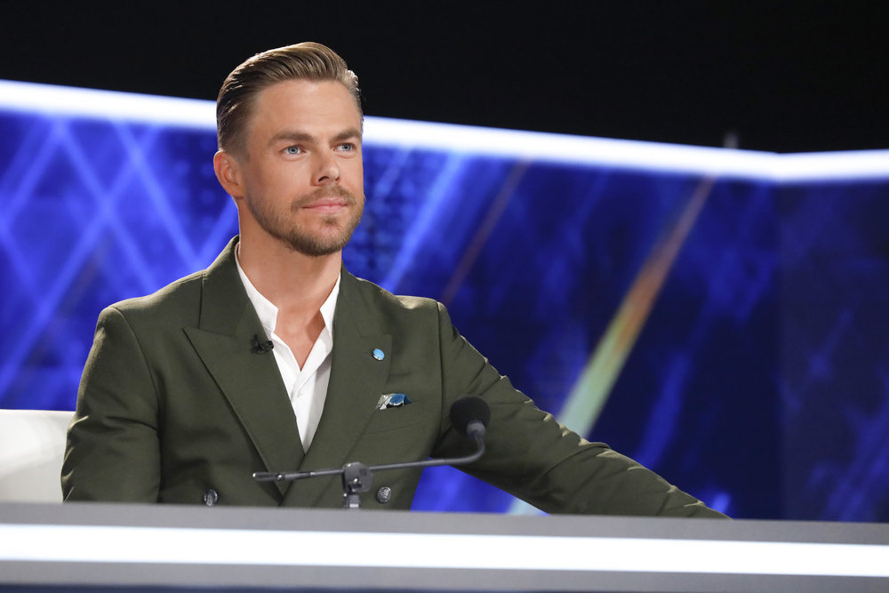 Derek Hough Signs Producing Deal with Universal to Create Scripted TV