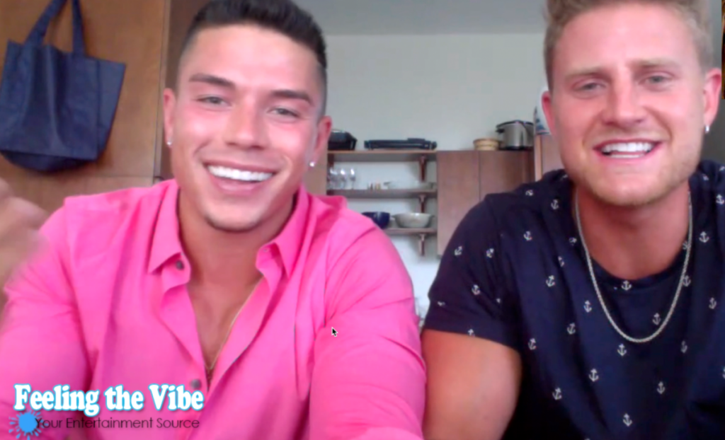 Favorites with Bobby Ray and Tyler from 'Paradise Hotel' – Exclusive!