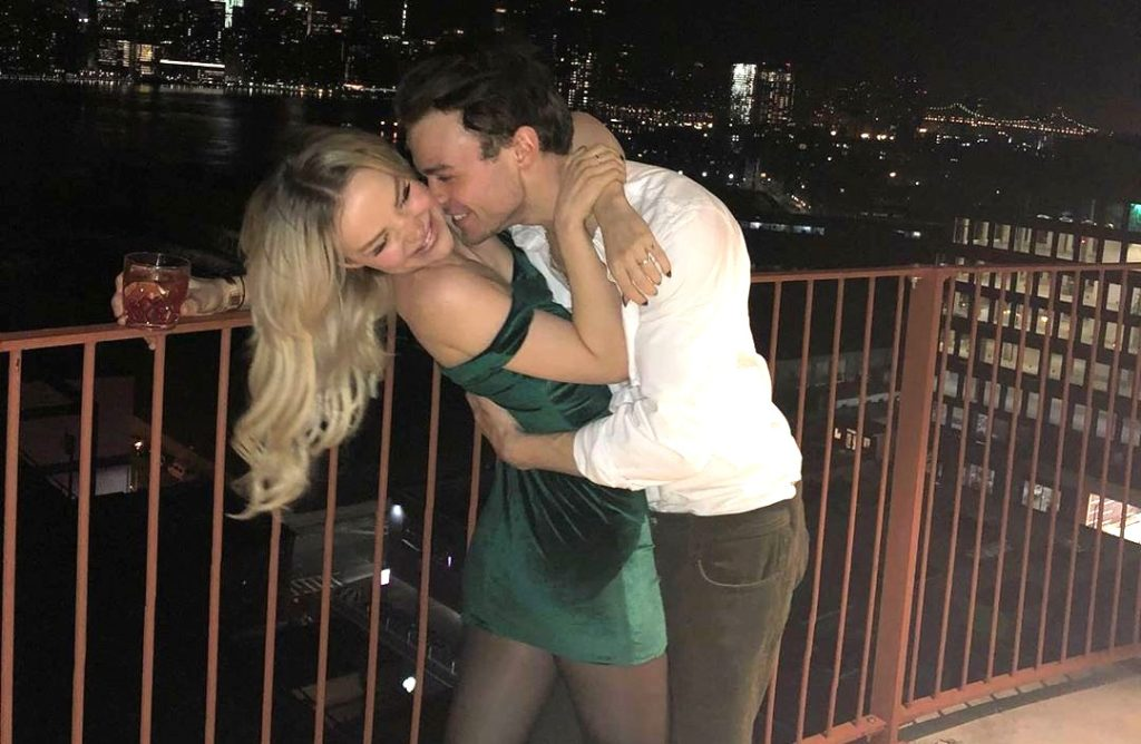 Dove Cameron Proves Thomas Doherty Should Win Boyfriend of the Year